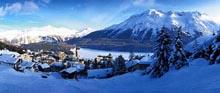 Швейцария, горнолыжные курорты, Санкт-Мориц, отдых на горнолыжных курортах Швейцарских Альп